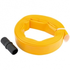 Draper 53204 Layflat Hose, supplied with Adaptor (5M x 32mm)
