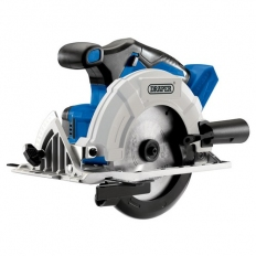 Draper 55519 D20 20V Brushless Circular Saw - Bare