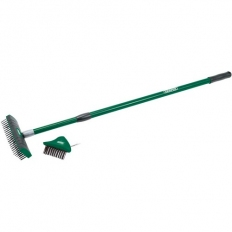 Draper 58683 Paving Brush Set with Twin Heads and Telescopic Handle