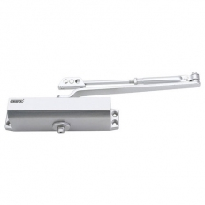 Draper 62892 Adjustable Automatic Door Closer for Doors Between 40kg & 65Kg