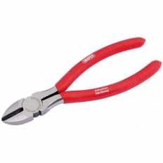 Draper Redline 67923 160mm Diagonal Side Cutter with PVC Dipped Handles