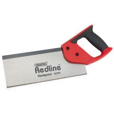 Draper Redline 80213 Soft Grip Hardpoint Tenon Saw (250mm)