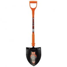 Draper 82639 Fully Insulated Shovel (Round Mouth )