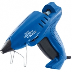 Draper 83661 Storm Force® Variable Heat Glue Gun with Six Glue Sticks (400W)