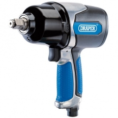 "Draper 83745 Air Impact Wrench (1/2"" Square Drive)"