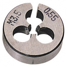 "Draper 83806 13/16"" Outside Diameter 3.5mm Coarse Circular Die"
