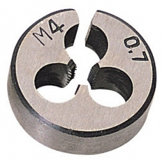 "Draper 83807 13/16"" Outside Diameter 4mm Coarse Circular Die"