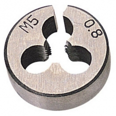 "Draper 83808 13/16"" Outside Diameter 5mm Coarse Circular Die"