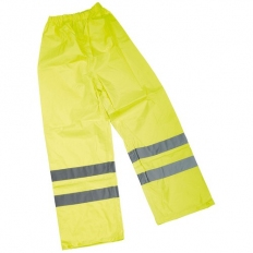 Draper 84731 High Visibility Over Trousers - Size XL