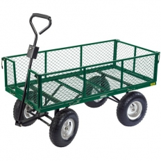 Draper 85634 Heavy Duty Steel Mesh Cart