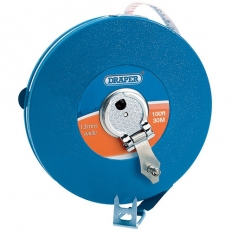 Draper 88216 Expert 30M/100ft Fibreglass Measuring Tape
