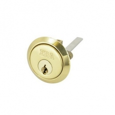 ERA 863-32 Replacement Rim Lock Cylinder Brass Skin Packed