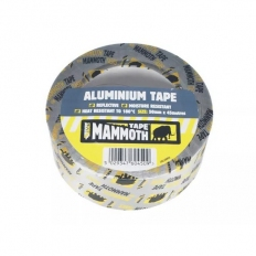 Everbuild Aluminium Heat And Light Reflective Foil Tape