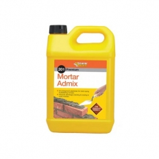Everbuild 201 Mortar Admix Plasticiser Provides Better Consistency To Mortar