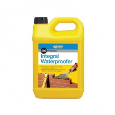 Everbuild 202 Integral Liquid Waterproofer Additive That Provides Water Protection