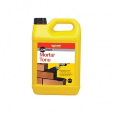 Everbuild LMTBK1 209 Liquid Mortar Tone Black 1 Litre