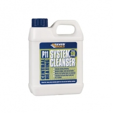 Everbuild P11CLEAN1 P11 Central Heating System Cleanser 1 Litre