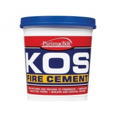 Everbuild PCKOSFIRE05 Kos Fire Cement Buff 500 grm
