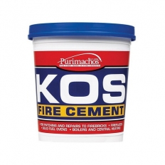 Everbuild PCKOSFIRE1 Kos Fire Cement Buff 1kg