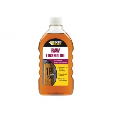 Everbuild RAWLIN Raw Linseed Oil 500ml