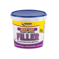 Everbuild Deep Gap Filler Light Grey 1 Litre
