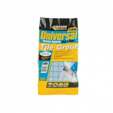Everbuild 730 Universal Flexible Hygenic Wall And Floor Tile Grout