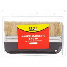 Fit For The Job FFJ7RP Paper Hanging Brush 7""