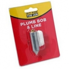Fit For The Job T16 Plumb Bob and Line