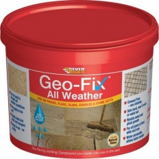 Everbuild Geo Fix All Weather Paving Jointing Compound Slate Grey 14KG