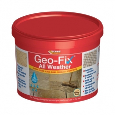 Everbuild Geo Fix All Weather Paving Jointing Compound Natural Stone 14KG