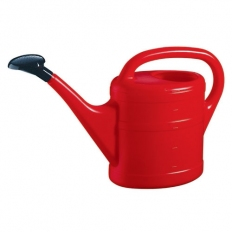 GreenWash Watering Can 5 Litre Red
