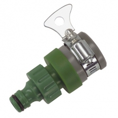 """Kingfisher 602SNCP Tap Connector 1/2"""" Snap Action"""