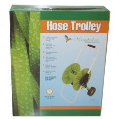 Kingfisher 652 Portable Hose Reel Trolley 60 Metre Capacity
