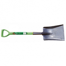 Kingfisher CS590 Digging Shovel Square Mouth Carbon Steel