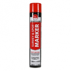 TIMco 237206 Survey and Spot Marker Red 750ml