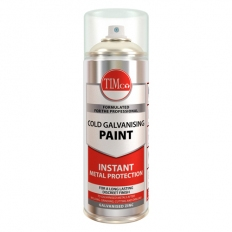TIMco 237750 Cold Galvanised Paint 380ml