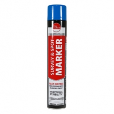 TIMco 237798 Survey and Spot Marker Blue 750ml