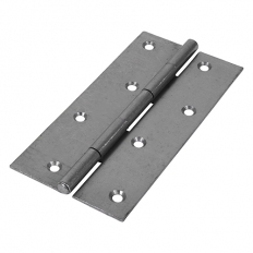 Veto 434119 5050 Butt Hinge Uncranked Self Colour 150 x 75mm Plain Bag of 1 Pair