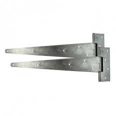 "Taurus 442114 Scotch Tee Hinge Pair Hot Dipped Galvanised 20"" Plain Bag"