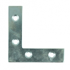 TIMco 75CPLP Corner Plate 75 x 75 x 16mm Bag of 4