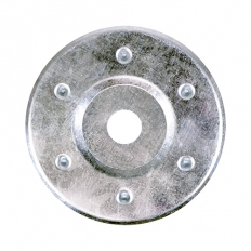 TIMco MID80 Metal Insulation Disc 80mm Bag of 50