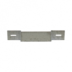 TIMco PSB233 Panel Security Bracket Galvanised 233 x 40mm