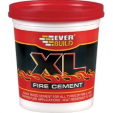 Everbuild PCXLFIRE5 XL Fire Cement Buff 5kg