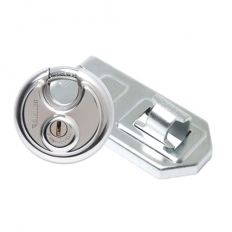 Sterling PHS200 Disc Padlock 70mm with Hasp and Staple