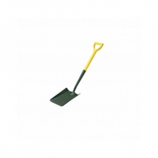 Bulldog 5154022860 Premier Taper Mouth Shovel Polyfibre YD