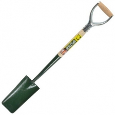 Bulldog 5CLMYD Contractors Cable Laying Shovel Wooden Handle MYD