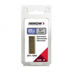 Arrow A23G10 Pin Nail 10mm Pack of 1000