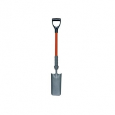 """Bulldog PD5CLIN Insulated Cable Laying Shovel 28"""" Handle"""