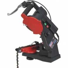 Sealey SMS2002C Chainsaw Blade Sharpener - Quick Locating 85W