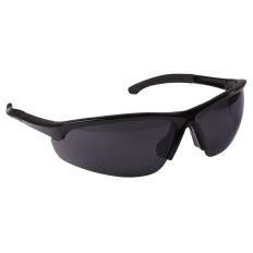 Sealey 9214 Zante Style Smoke Lens Safety Glasses with Flexi Arms